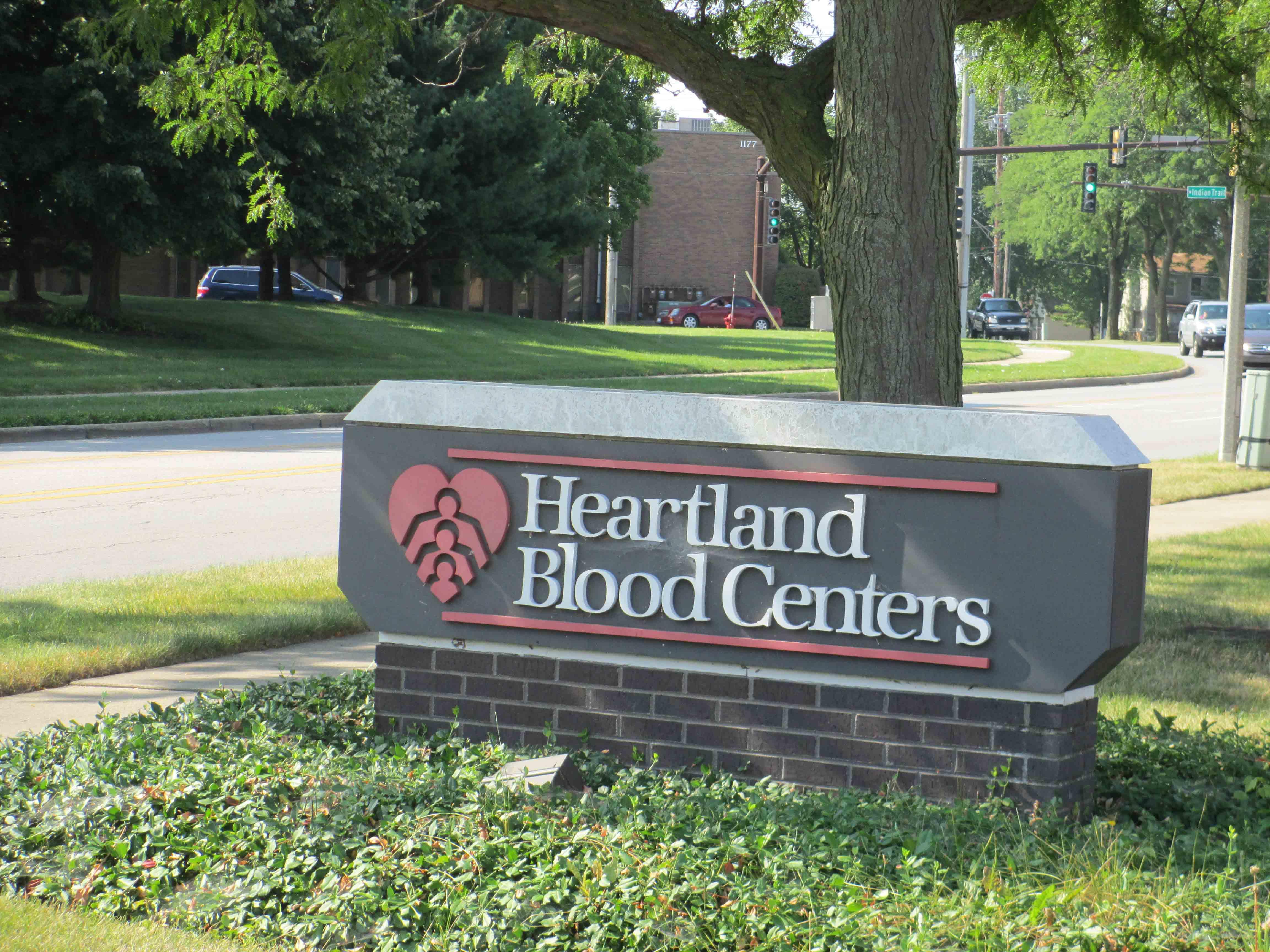 Heartland Blood Center St. Charles IL