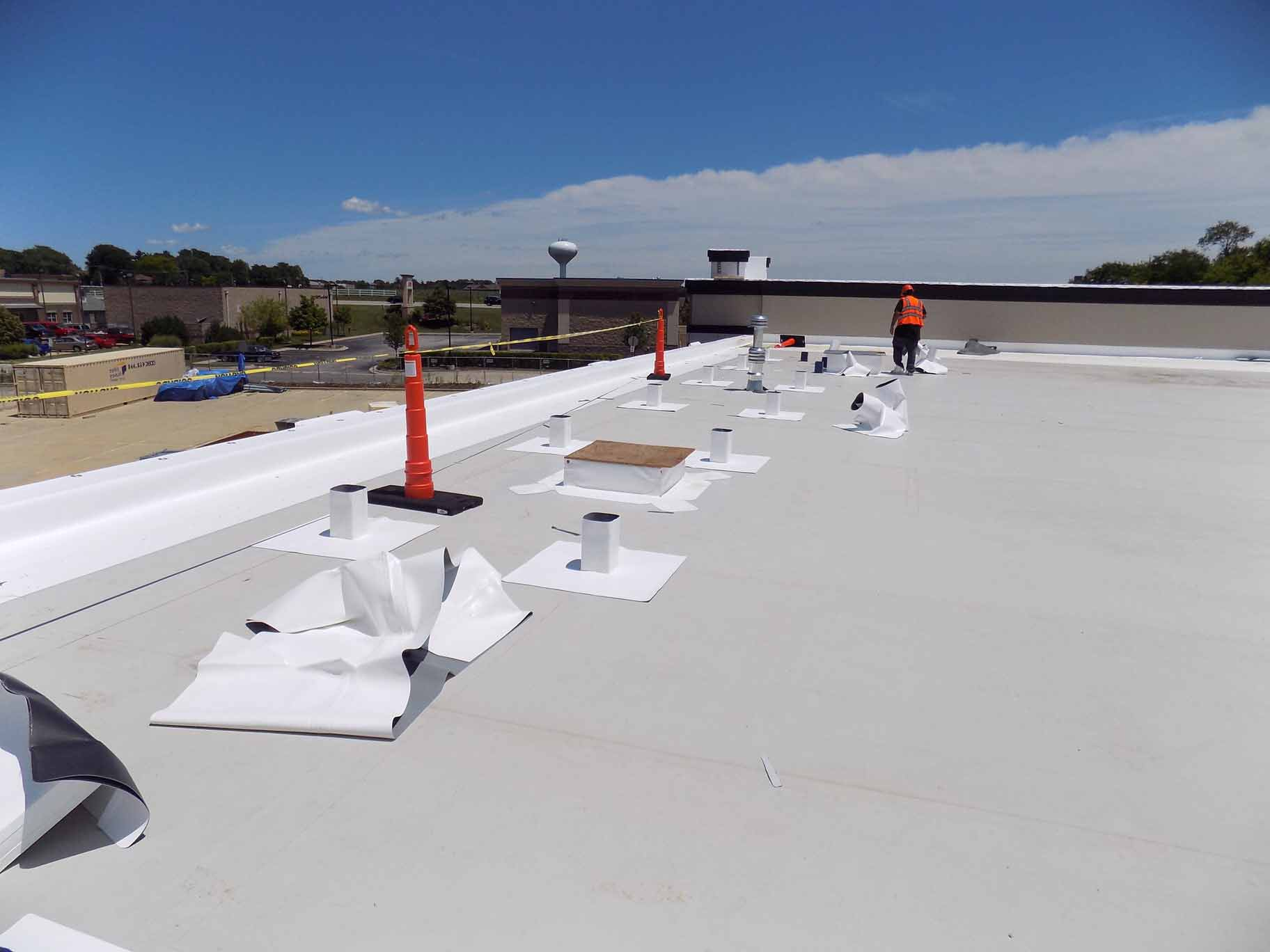 TPO Roofing Naperville IL