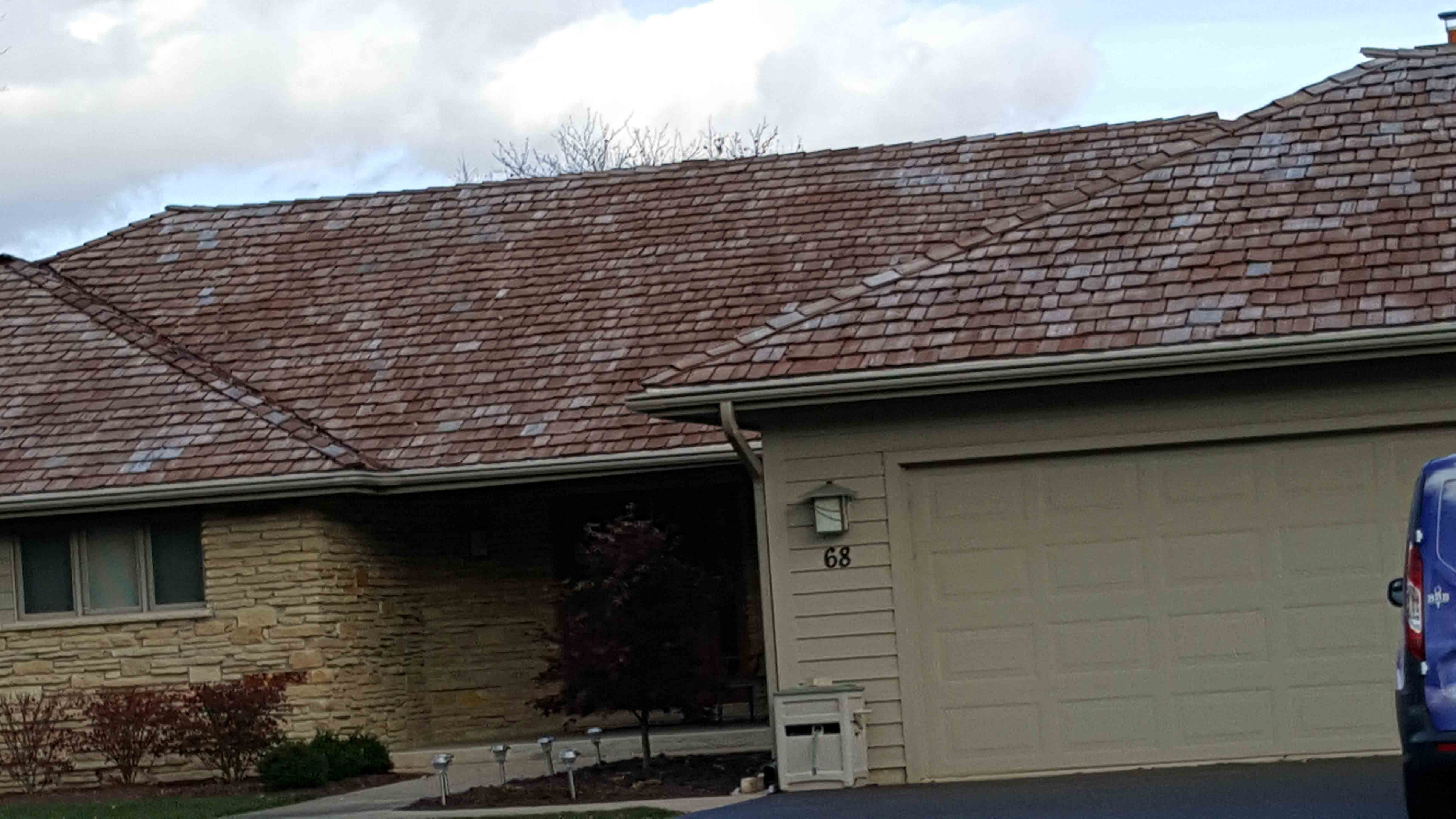 Roof Shingle Maintenance St. Charles IL
