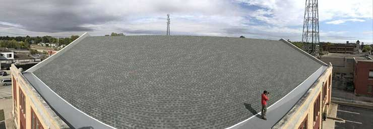 Commercial Roof Installation in Illinois